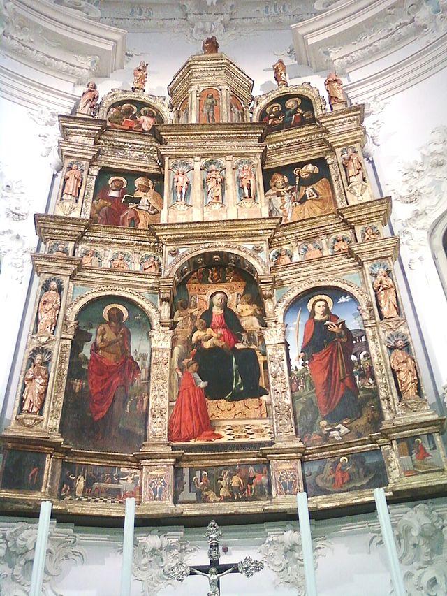 Savona-oratorio_di_Nostra_Signora_di_Castello-polittico