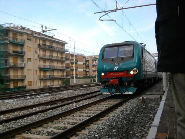 treno loano