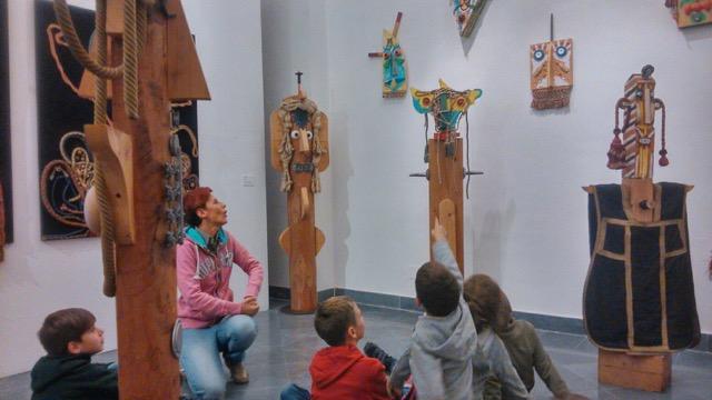 Laboratori didattici alla Pinacoteca Civica