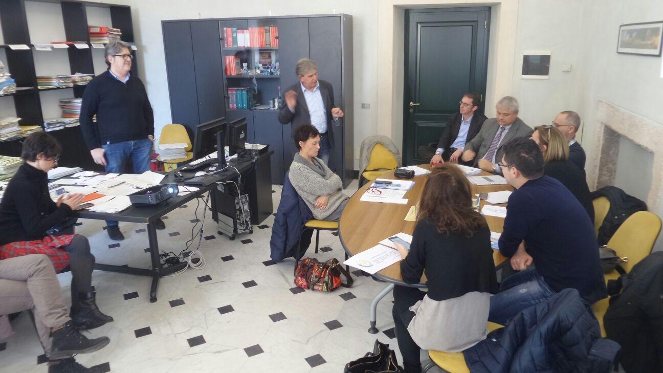 Loano conferenza stampa del 17 dic 2015