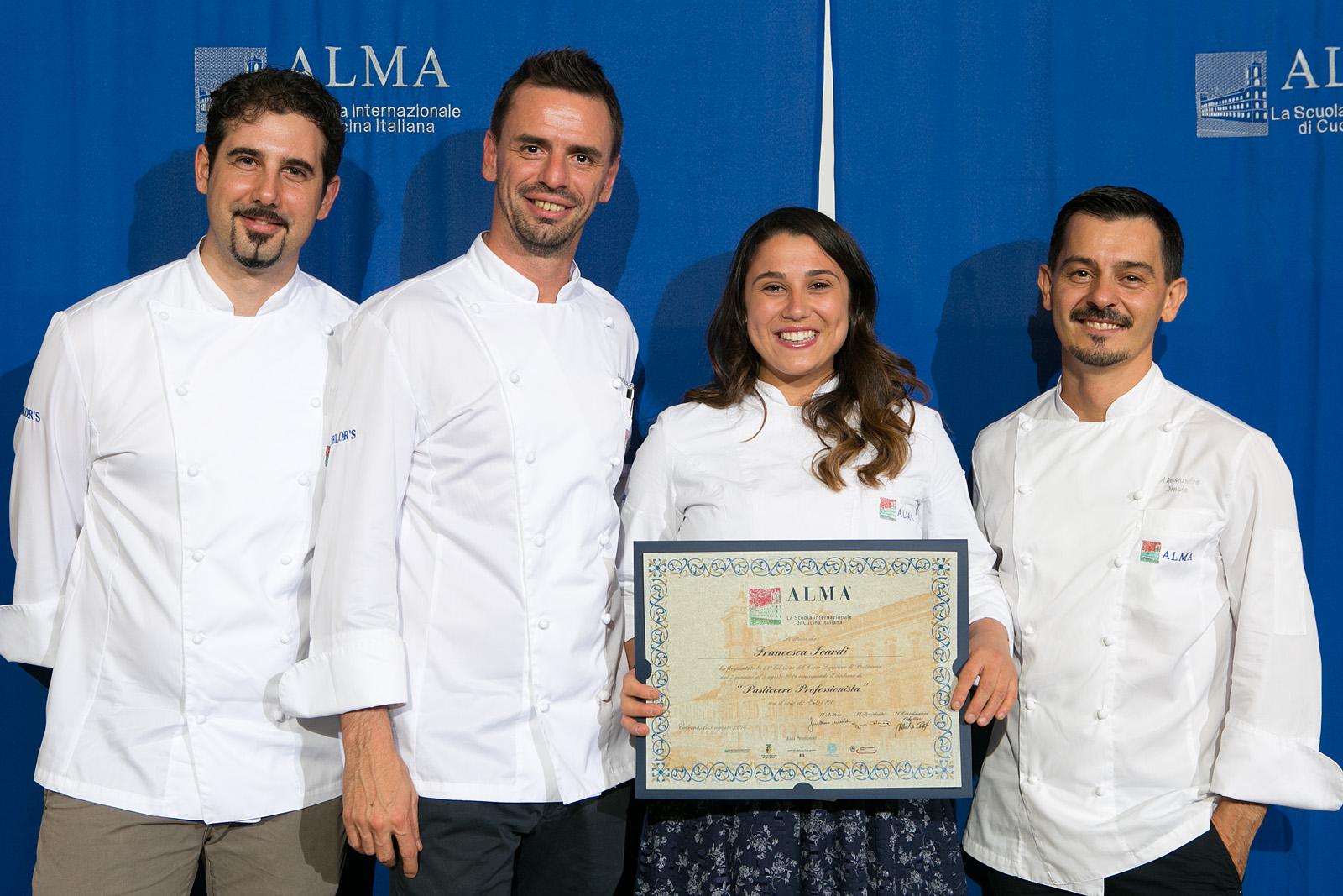 Alma l università dell alta cucina italiana