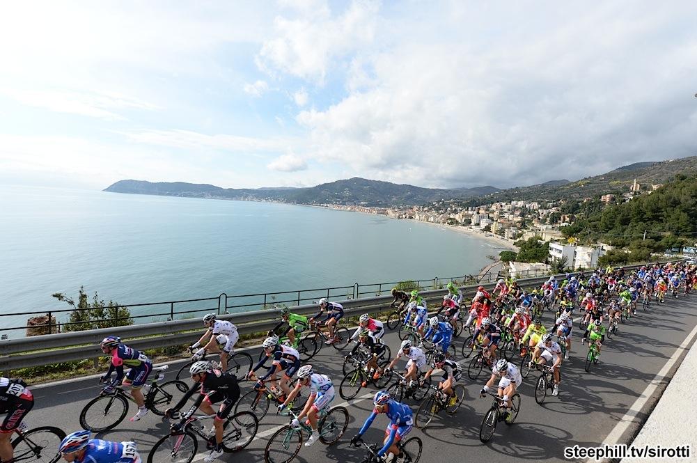 Trofeo Laigueglia: vince Moreno Moser