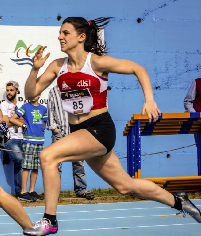 Atletica, Aurora Greppi star agli Italiani Allieve