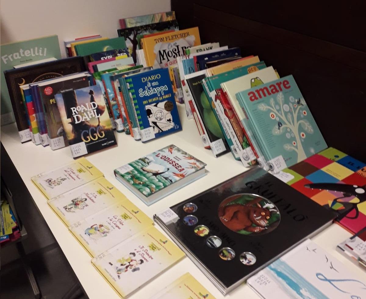 Disponibili nuovi volumi per la biblioteca civica di Loano