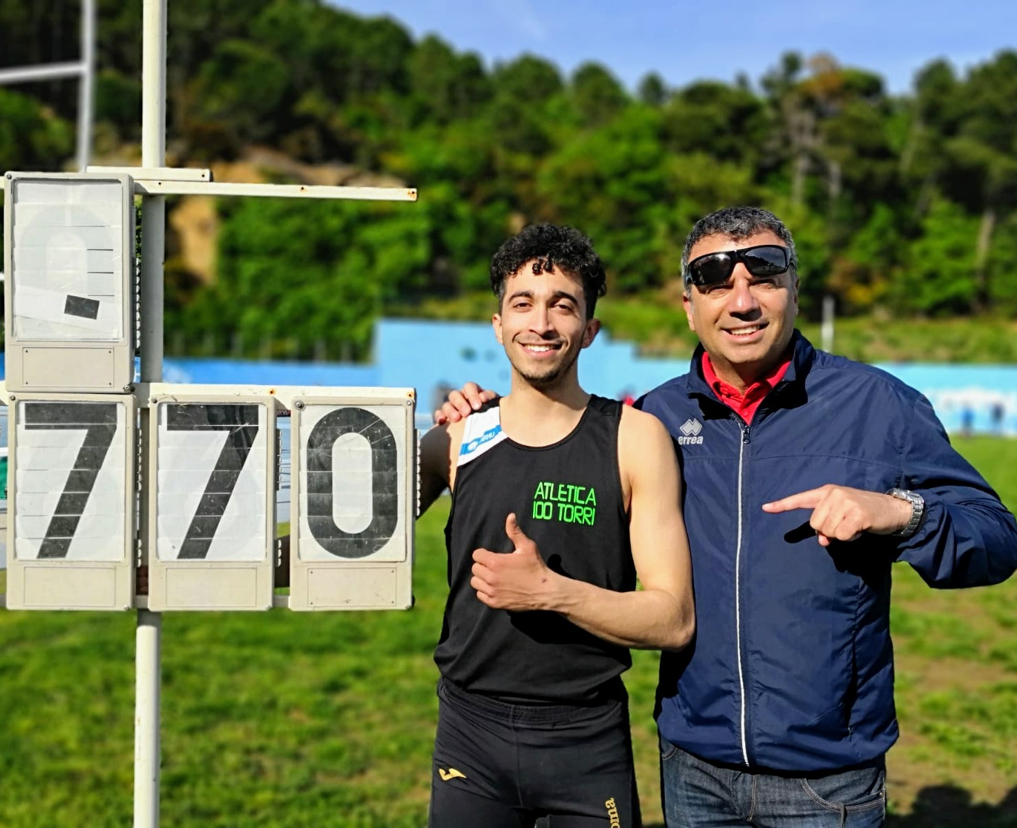 Savona, iniziata con il botto la stagione di atletica